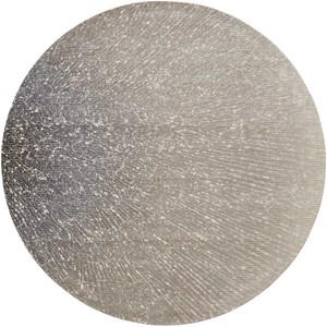 8' X 8' Iv/Grey Rug
