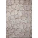 """Nourison Utopia 7'9"""" x 10'10"""" Granite Rectangle Rug - Item Number: UTP06 GRANI 79X1010"""