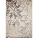 "Nourison Utopia 7'9"" x 10'10"" Silver Rectangle Rug - Item Number: UTP11 SIL 79X1010"