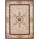 Nourison Versailles Palace 8' x 11' Beige Area Rug - Item Number: 28716