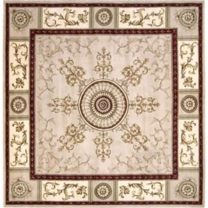 Nourison Versailles Palace 8' x 8' Beige Area Rug