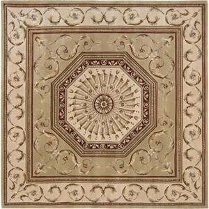 Nourison Versailles Palace 8' x 8' Sage Area Rug