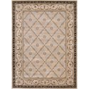 "Nourison Versailles Palace 9'6"" x 13'6"" Beige Area Rug - Item Number: 78074"