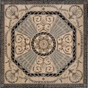 Nourison Versailles Palace 8' x 8' Beige Area Rug - Item Number: 78101