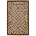 "Nourison Versailles Palace 5'3"" x 8'3"" Beige Rectangle Rug - Item Number: VP06 BGE 53X83"