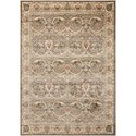 "Nourison Walden 9'3"" X 12'9"" Grey Rug - Item Number: WAL03 GRY 93X129"