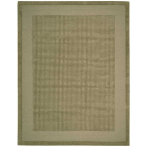 "Nourison Westport 8' x 10'6"" Sage Rectangle Rug"