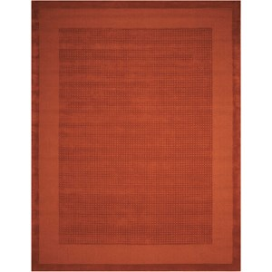 "Nourison Westport 8' x 10'6"" Spice Rectangle Rug"