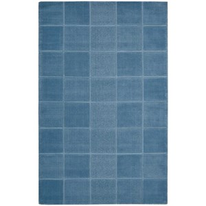 Nourison Westport 5' x 8' Blue Rectangle Rug