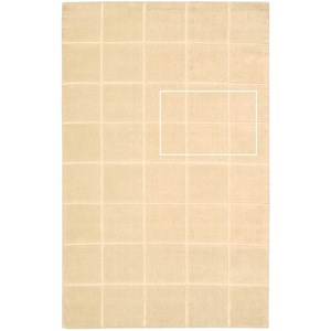 Nourison Westport 5' x 8' Ivory Rectangle Rug