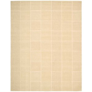 "Nourison Westport 8' x 10'6"" Ivory Rectangle Rug"