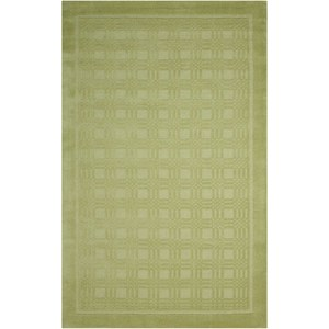 Nourison Westport 5' x 8' Lime Rectangle Rug