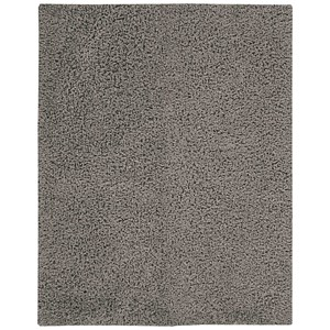 "Nourison Zen 3'6"" x 5'6"" Grey Rectangle Rug"