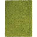 "Nourison Zen 3'6"" x 5'6"" Wasabi Rectangle Rug - Item Number: ZEN01 WAS 36X56"