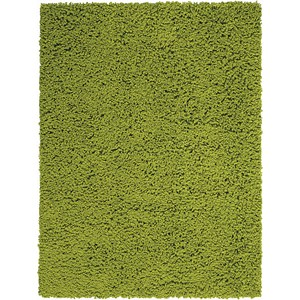 "Nourison Zen 7'6"" x 9'6"" Wasabi Rectangle Rug"