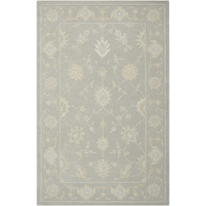 8' X 11' Light Taupe Rug
