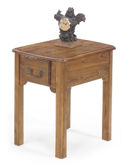 Null Furniture 1400 Rectangular End Table - Item Number: 1400-05