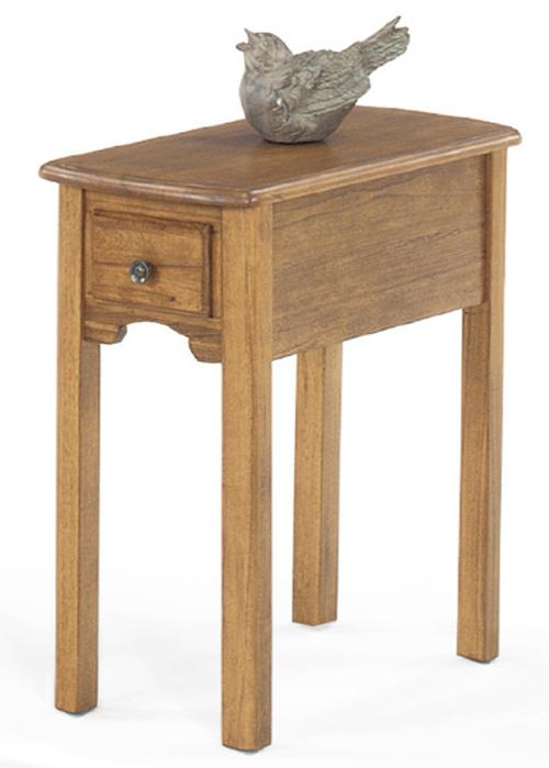 Null Furniture 1400 Chairside Table - Item Number: 1400-07