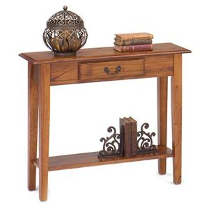 Null Furniture 1900 International Accents Sofa Console Table