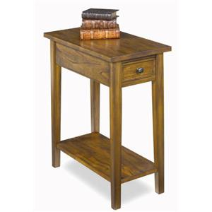 Null Furniture 1900 International Accents Chairside End Table