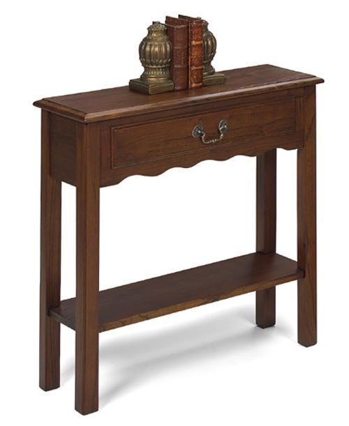 Null Furniture 1900 International Accents Petite Console Table - Item Number: 1900-28