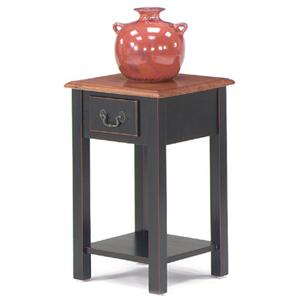 Null Furniture 1900 International Accents Square Stand