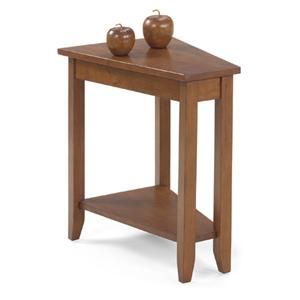 Null Furniture 1900 International Accents Wedge End Table
