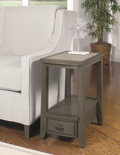 2217 Chairside End Table by Null Furniture at Dunk & Bright Furniture