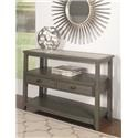 Null Furniture 2217 Sofa Table/Media Console - Item Number: 2217-09