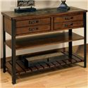Null Furniture 3013 Sofa Table - Item Number: 3013-09