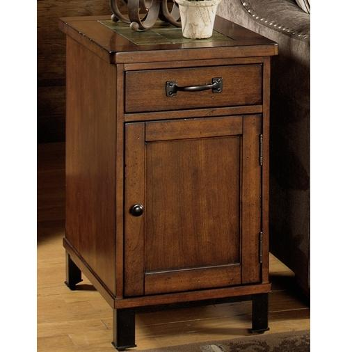 Null Furniture 3013 3013 22 End Table With Drawer And Door