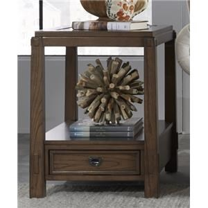 Null Furniture 3017 Rectangular End Table