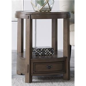 Null Furniture 3017 Round End Table