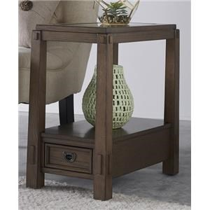 Null Furniture 3017 Chairside End Table