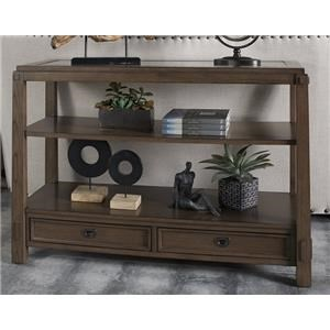 Null Furniture 3017 Sofa Table/Media Console