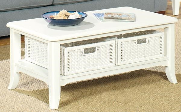 Null Furniture 4010W COCKTAIL TABLE - Item Number: 4010-01W