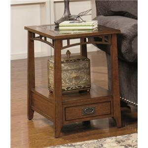 Null Furniture 4013 Rectangular End Table