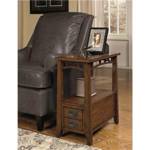 Null Furniture 4013 Chairside End Table