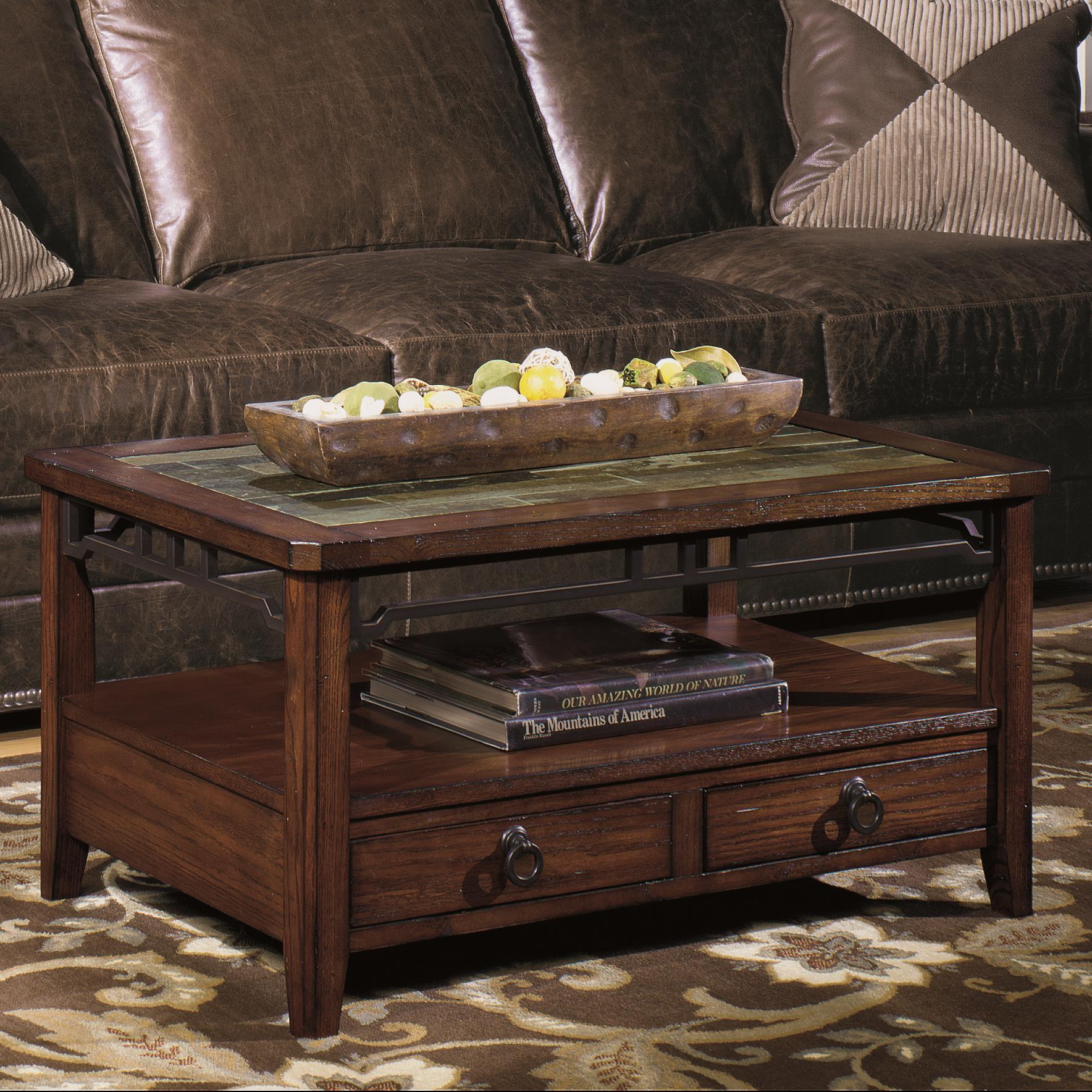 Null Furniture 5013 Rectangular Cocktail Table - Item Number: 5013-01