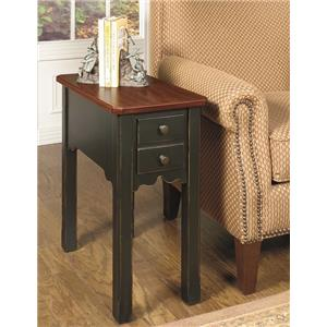 Null Furniture 5014 Chairside End Table