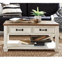 Null Furniture 5519 Rectangular Cocktail Table - Item Number: 5519-01