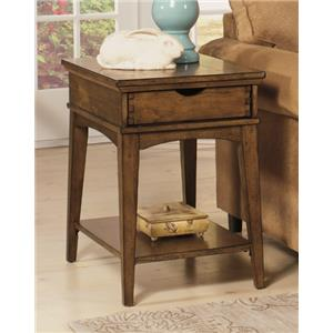 Null Furniture 7013 Rectangular End Table