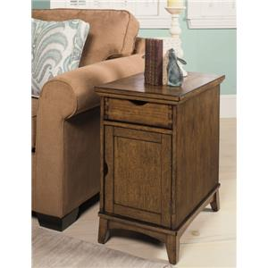 Null Furniture 7013 Chairside Cabinet