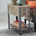Null Furniture 9918 Chairside End Table - Item Number: 9918-07