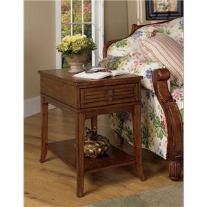Null Furniture 1013 Rectangular End Table