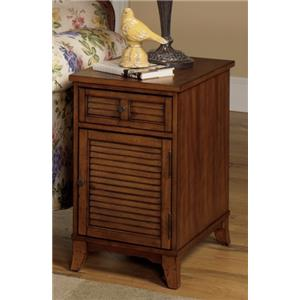 Null Furniture 1013 Chairside Cabinet