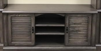 Oak Furniture West 4049DFW 4049Grey TV Stand - Item Number: 4049grey