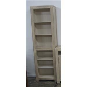 Oak Furniture West 6149BL Bookcase
