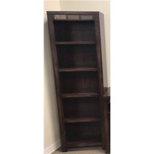Oak Furniture West 6660 Universal Bookcase