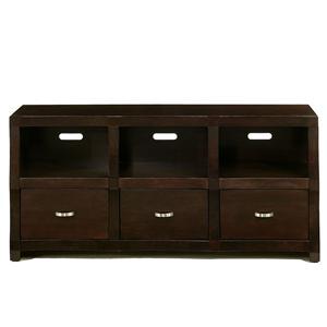 Oak Furniture West Cubic Wall TV Console